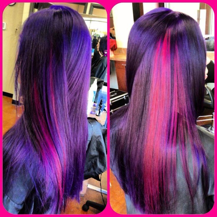Pravana Vivids Violet And Wild Orchid Hair Color