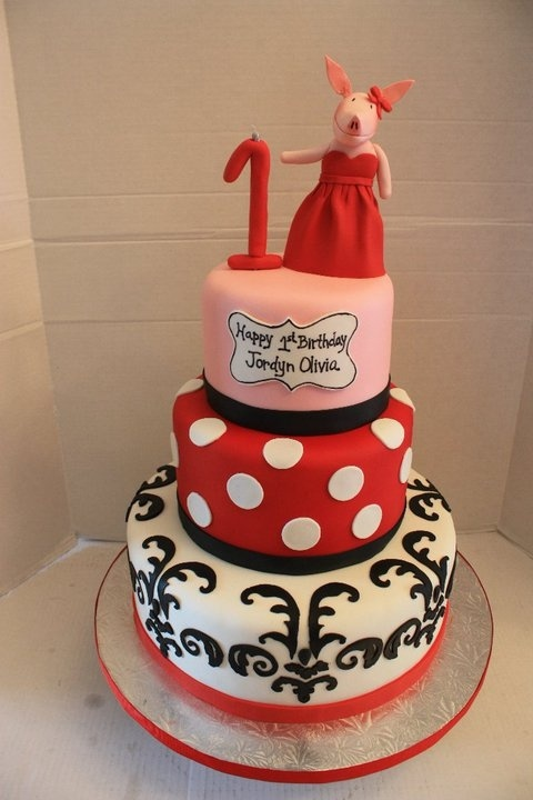 17 Best Images About Olivia Cakes On Pinterest Birthdays