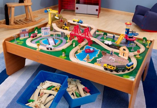 Airport Express Table Train Set