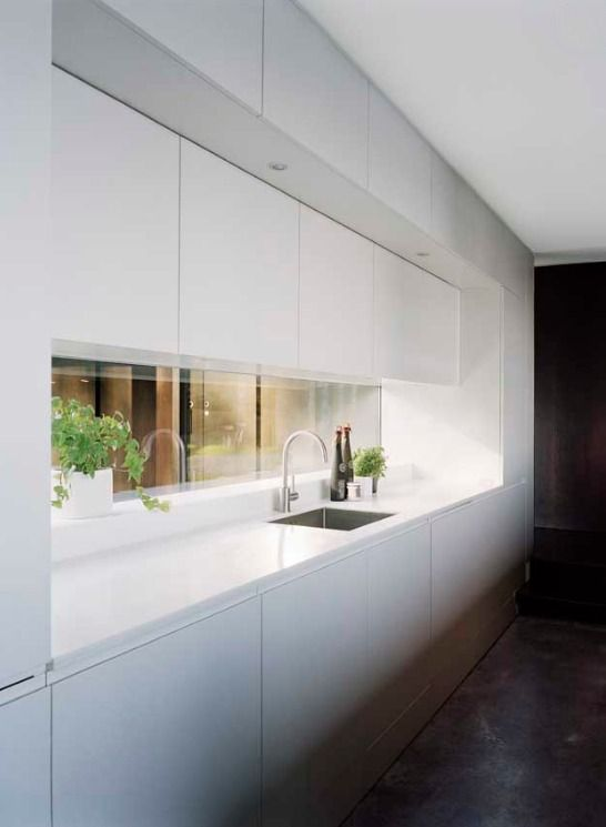 overhead cupboard to ceiling could wrap around and over the kitchen windows if the ceiling is on kitchen cabinets around window id=63322