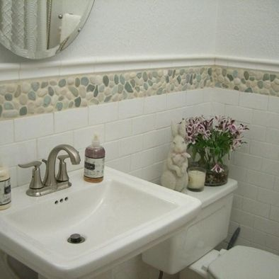 wall tile ideas pebble and stone 10 handpicked ideas on wall tile id=65795