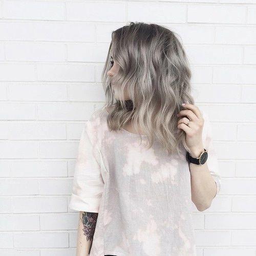 1000 Ideas About Gray Hair On Pinterest Long Gray Hair