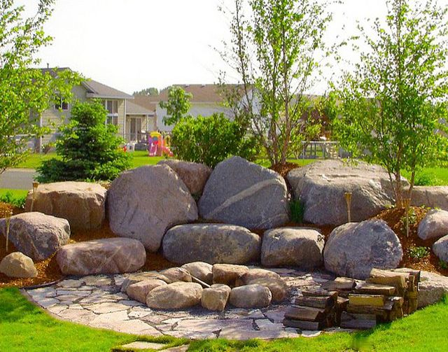 162 best images about fire pits on pinterest fire pits on best large backyard ideas with attractive fire pit on a budget id=30827