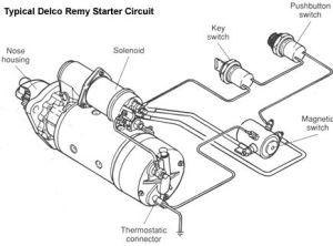 http:wwwtruckt Heavy Duty Truck Starters Explained