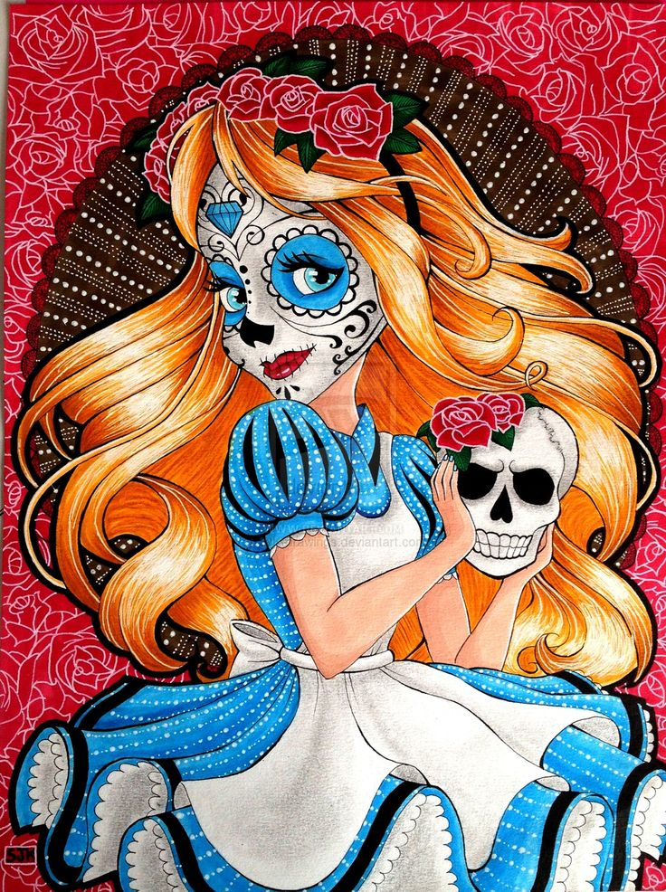 Day of the Dead Alice