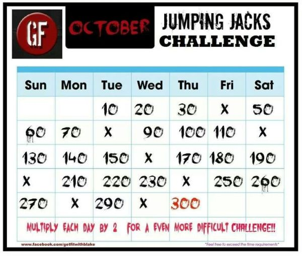 174 Best images about Fitness Challenges on Pinterest