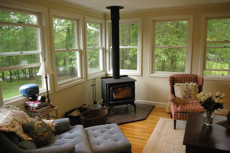 201 best images about sunroom on Pinterest | Fireplaces ... on Enclosed Back Deck Ideas id=42317