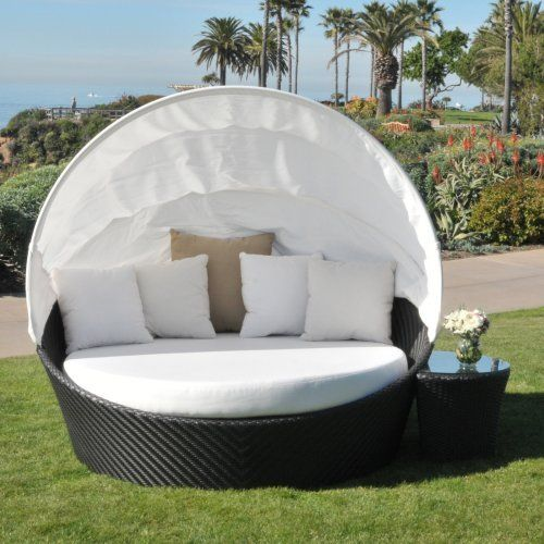 Walmart Outdoor Day Bed   ... -Weather Wicker Daybed Set ... on Belham Living Lilianna Outdoor Daybed id=16639