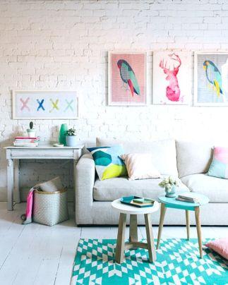 Resultado de imagen para decoracion en color pastel