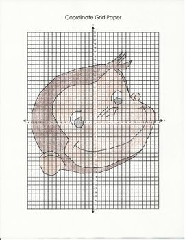 48 Best Images About Coordinate Graphing Pictures On