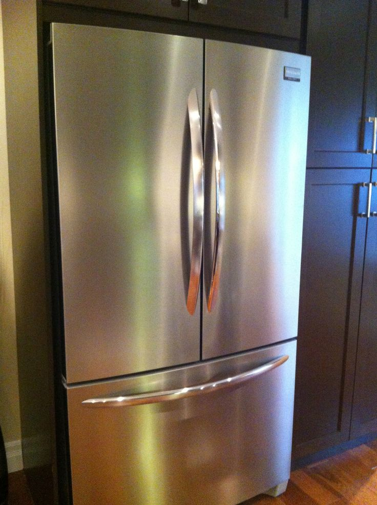 Frigidaire Professional Series Refrigerator In Stainless Steel FPHG399PF Shannon Amp Darl