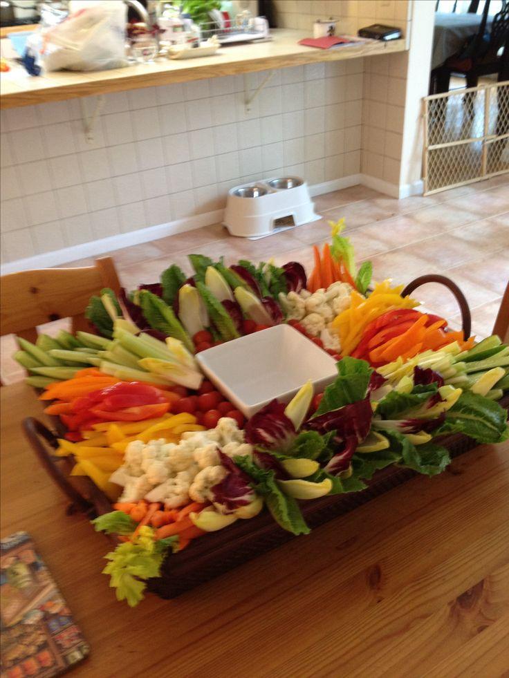 25 Best Ideas About Vegetable Platters On Pinterest