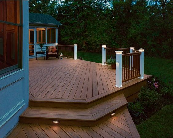 1000 Images About Great Deck Designs On Pinterest We