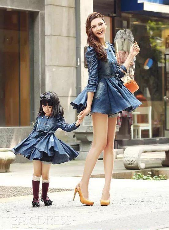 Madre e hija: