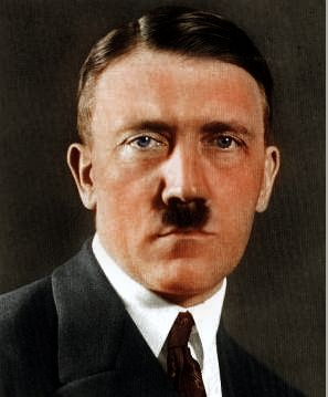 Adolf Hitler Pictures in Color Color Adolf Hitler
