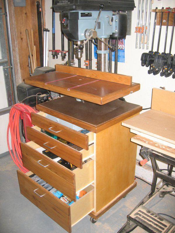 Drill Press Custom Bench Floor Or Benchtop Drill Press