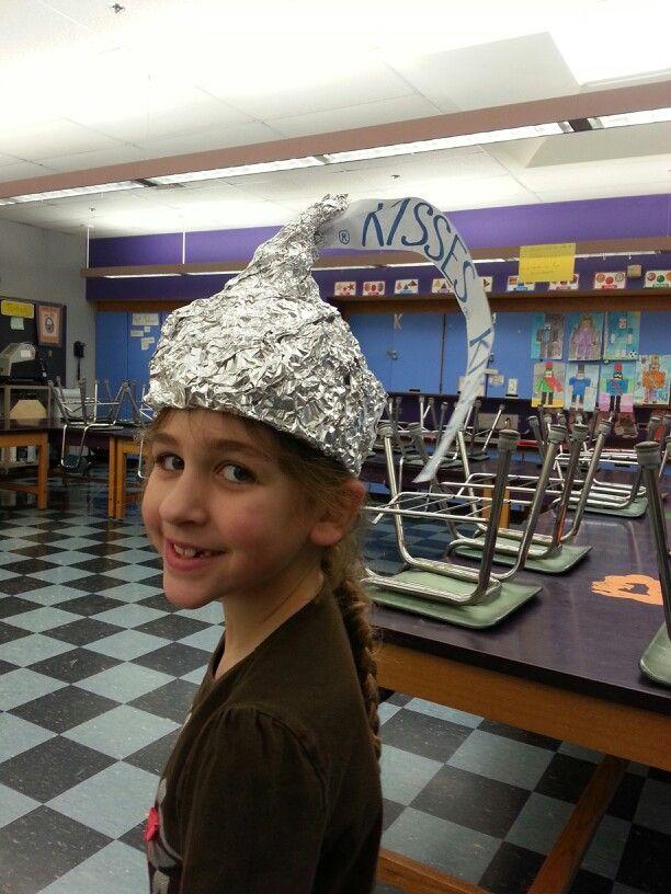 Hershey Kiss Crazy Hat Amp Hair Days Pinterest Hershey