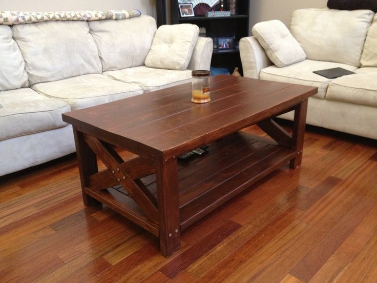 8 best images about 2x4 diy furniture designs on pinterest on modern farmhouse patio furniture coffee tables id=88709