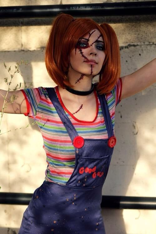 Character Chucky 63 From Universal Studios Childs