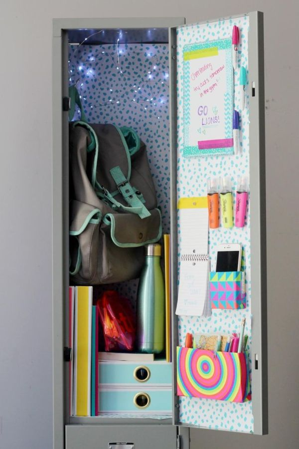 22 DIY Locker Decorating Ideas | Homemade, Schools in and ...