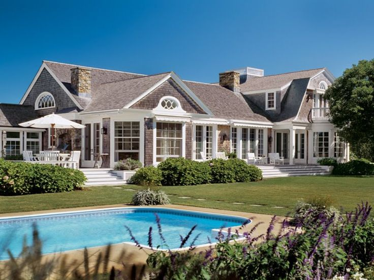 17 Best Ideas About Cape Cod Homes On Pinterest