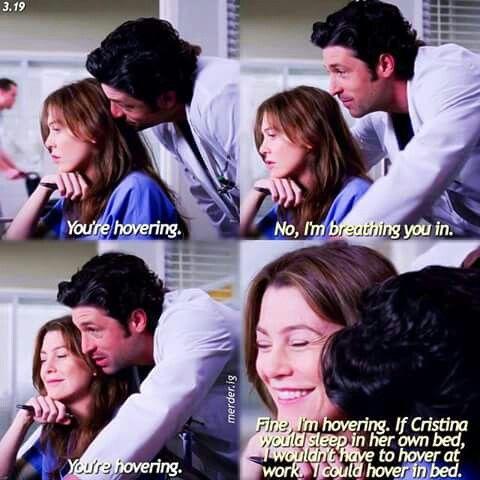 Best MerDer moments   Grey's Anatomy   Pinterest   Moment