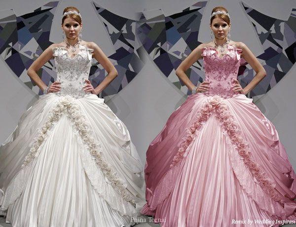 10+ Images About WEDDING: Pnina Wedding Dress On Pinterest