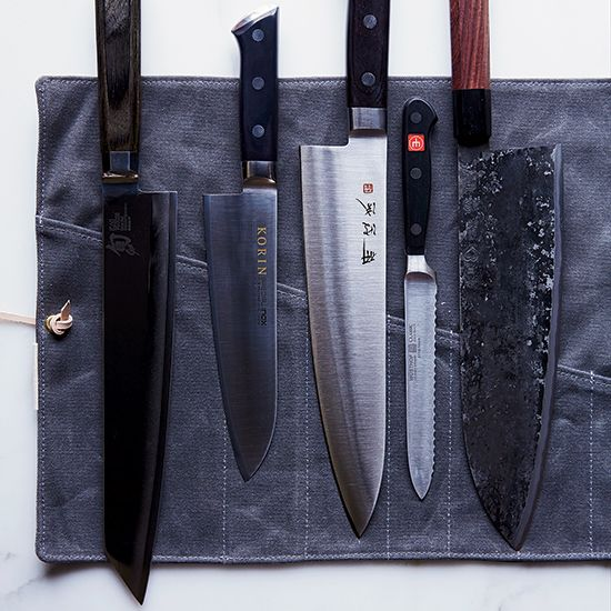 5 Knives Chefs Can't Live Without on Food & Wine -- 4 out of 5 are Japanese. I better stock up while I am here.: