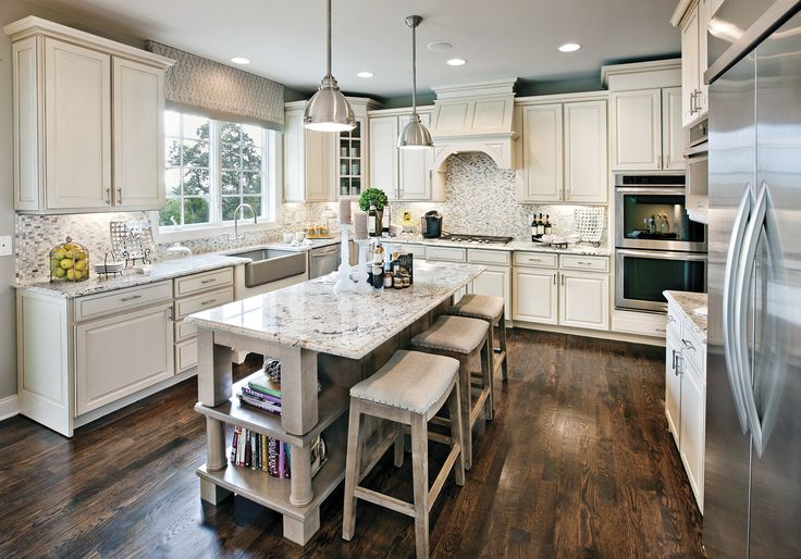 traditional white kitchen kitchen interiors on kitchen design remodeling ideas better homes gardens id=22177