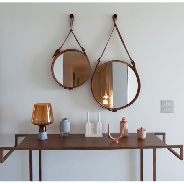 Adnet Mirror | Jacques Adnet | SUITENY http://www.suiteny.com/product/search_detail/147: