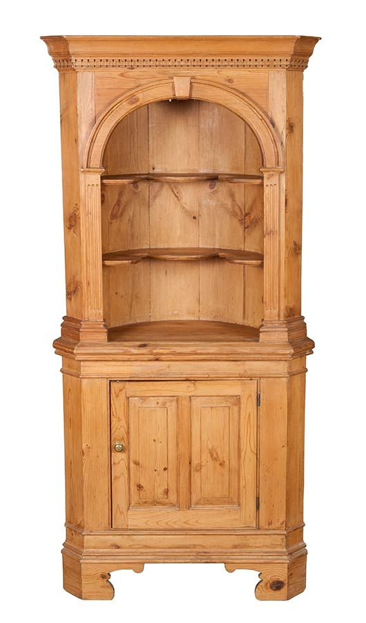 Pine Antique Corner Cabinet Antiques Products And Cabinets