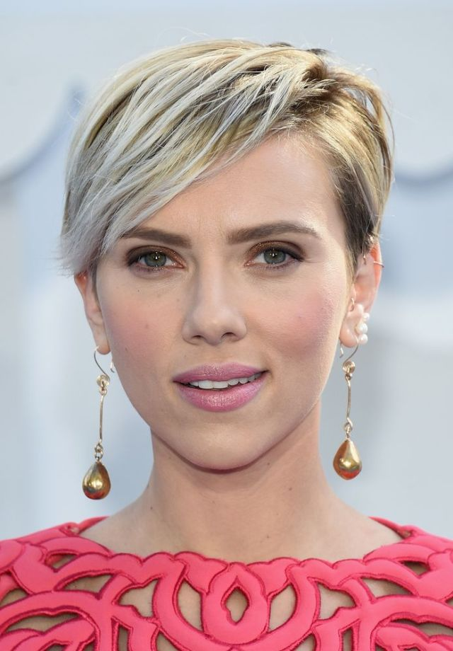 50 Of The Best Celebrity Pixie Cuts Ever Celebrity pixie