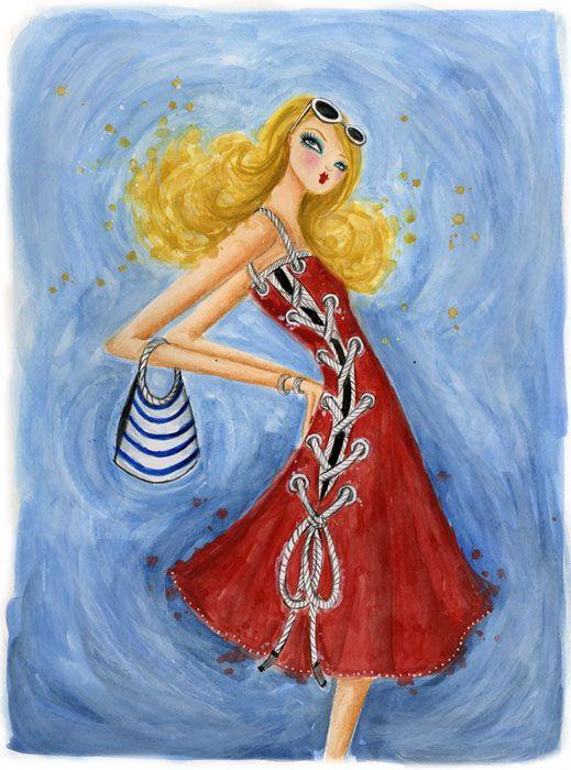10 Best Images About Bella Pilar Illustrations On