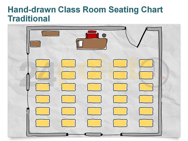 Use These Beautifully Hand Drawn Classroom Layout