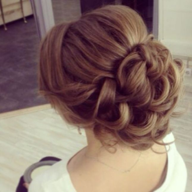 35 New Wedding Hairstyles to Try. To see more: http://www.modwedding.com/2014/03/26/35-new-wedding-hairstyles-to-try/ #wedding #weddings #hair #hairstyle #updo #fashion: