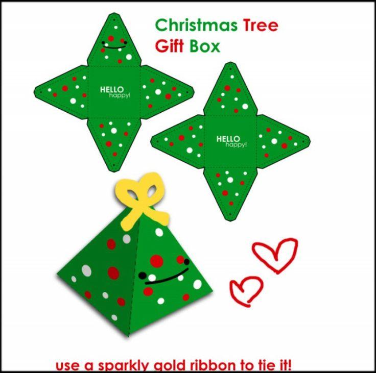 Fabric Origami Christmas Ornaments Tutorial