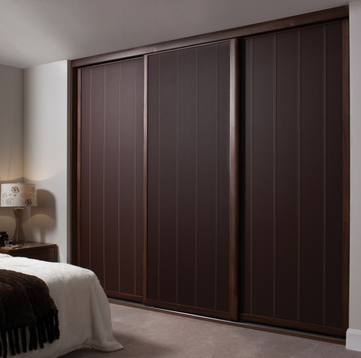 Wardrobe Sliding Doors Hpd437 Door Wardrobes Al Habib Panel