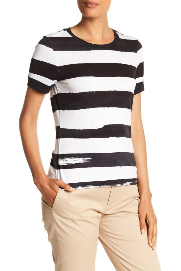25+ best ideas about Striped tee on Pinterest | Breton ...