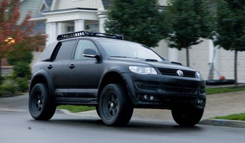 Volkswagen Touareg Repo Truck Cars Pinterest Trucks