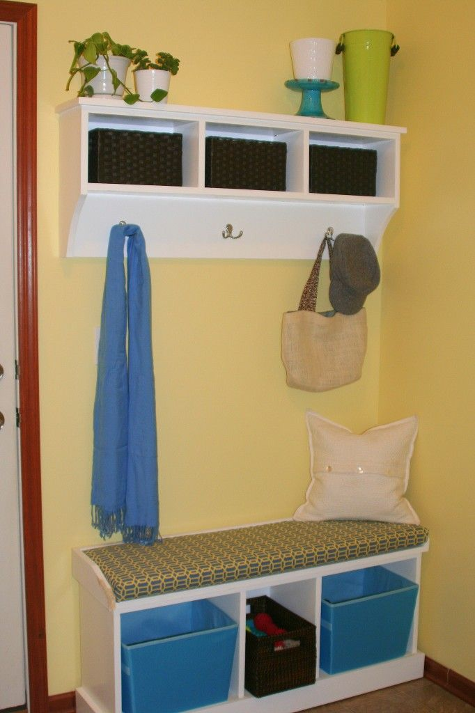 23 Best Ideas About Coat Rack With Storage On Pinterest
