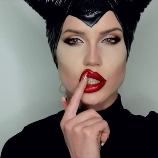 2543 best ideas about Maleficent makeup on Pinterest