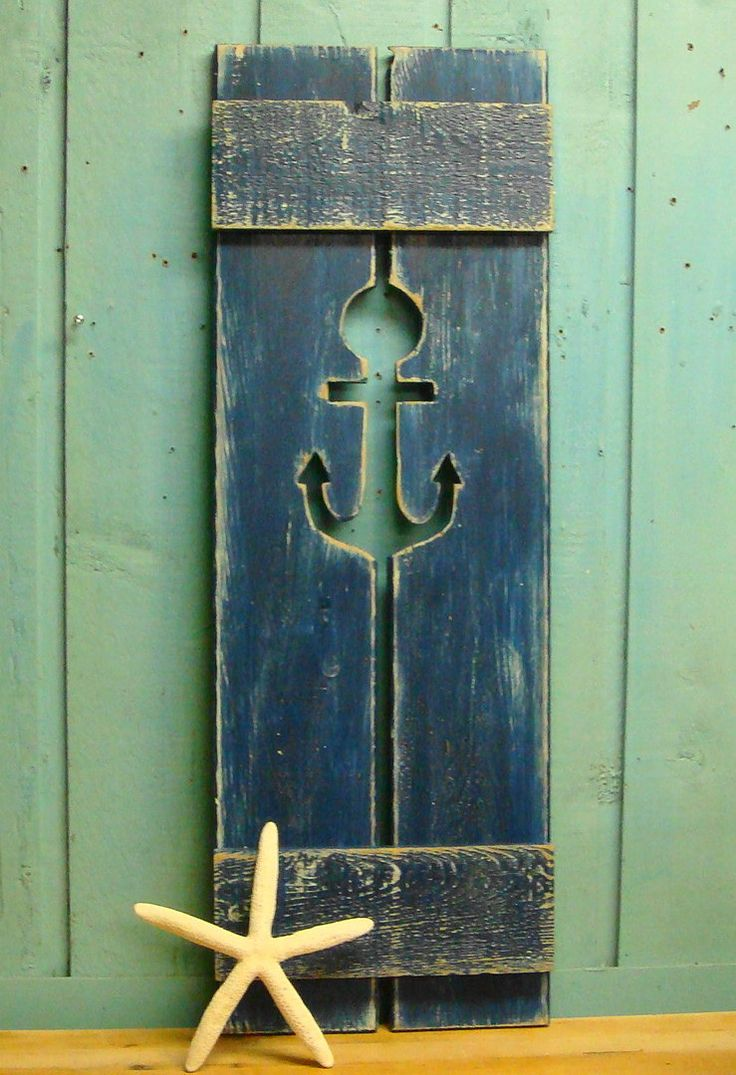 25 Best Ideas About Nautical Shutters On Pinterest
