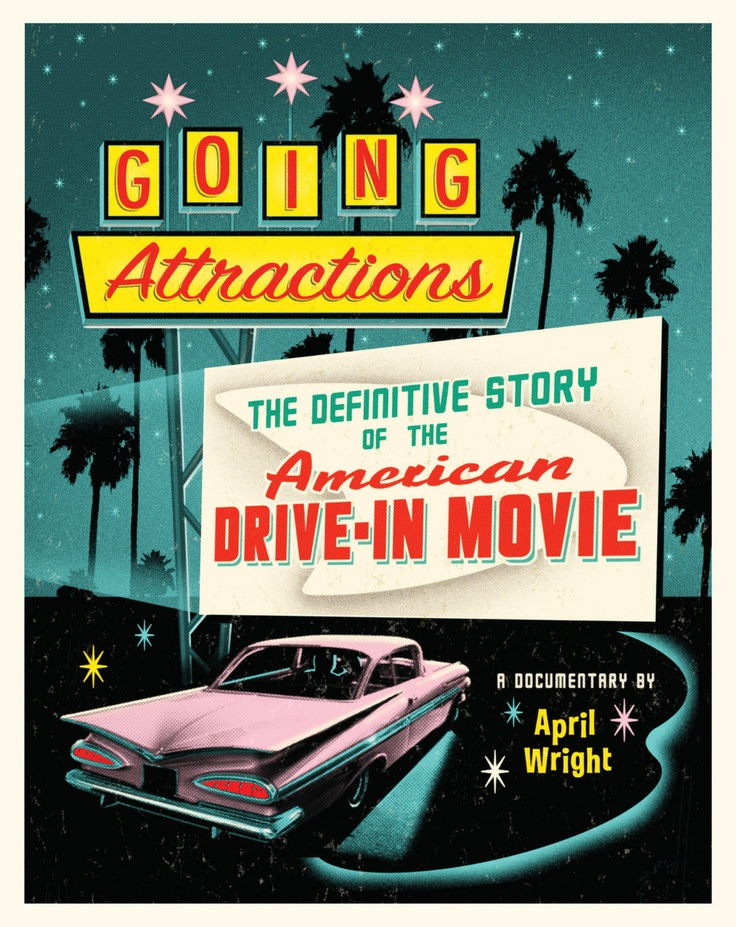 Poster do filme American Drive-In