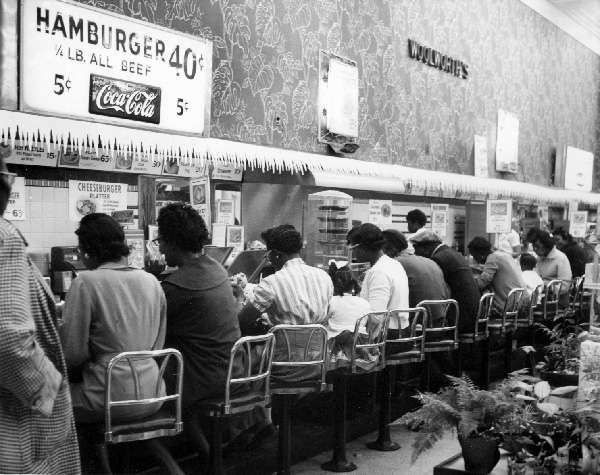 Woolworths Lunch Counter 1900 Yep They Strill Make