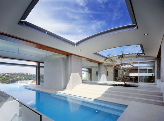 17 Best Ideas About Indoor Outdoor Pools On Pinterest