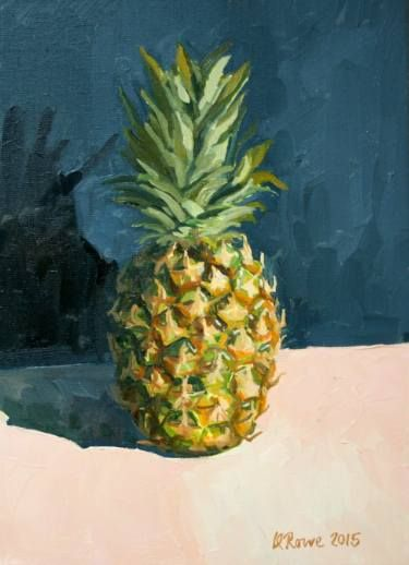 25 Best Ideas About Pineapple Painting On Pinterest