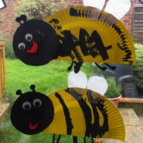 25+ best ideas about Bumble Bee Crafts on Pinterest   Bee ...