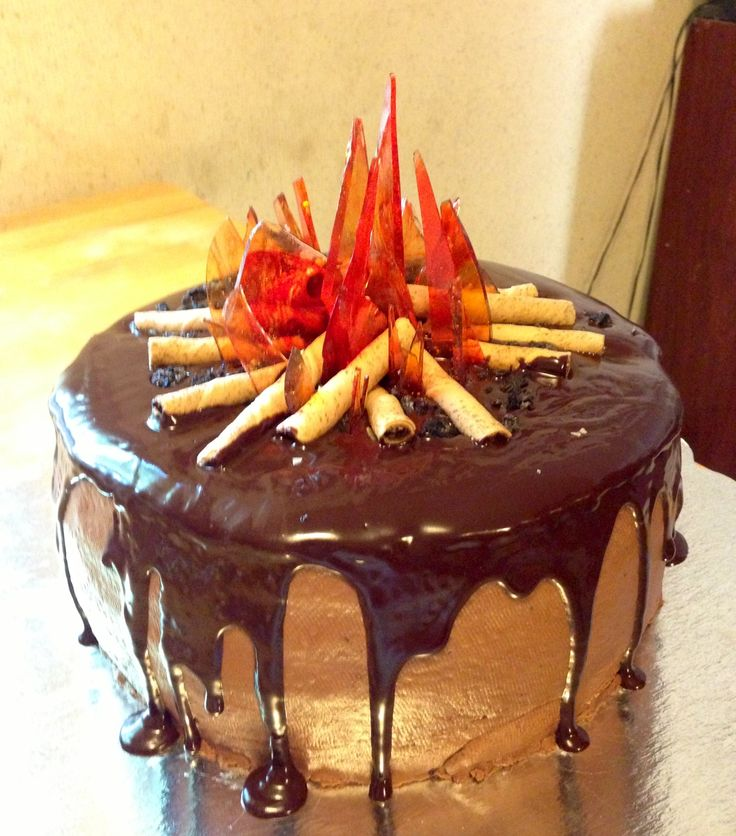 1000 Images About Firework Bonfire Night Cake Ideas On