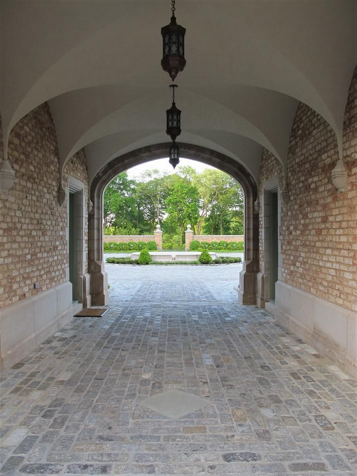 1000 Images About Porte Cochere On Pinterest