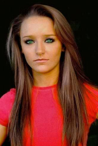Teen Mom Maci Bookout Gets Sexy New Hairdo To Keep Up